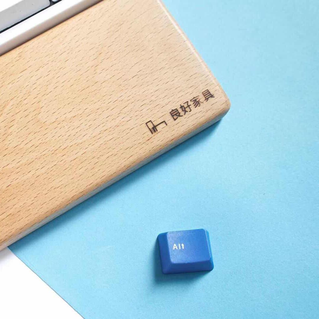 良好家具-实木键盘托