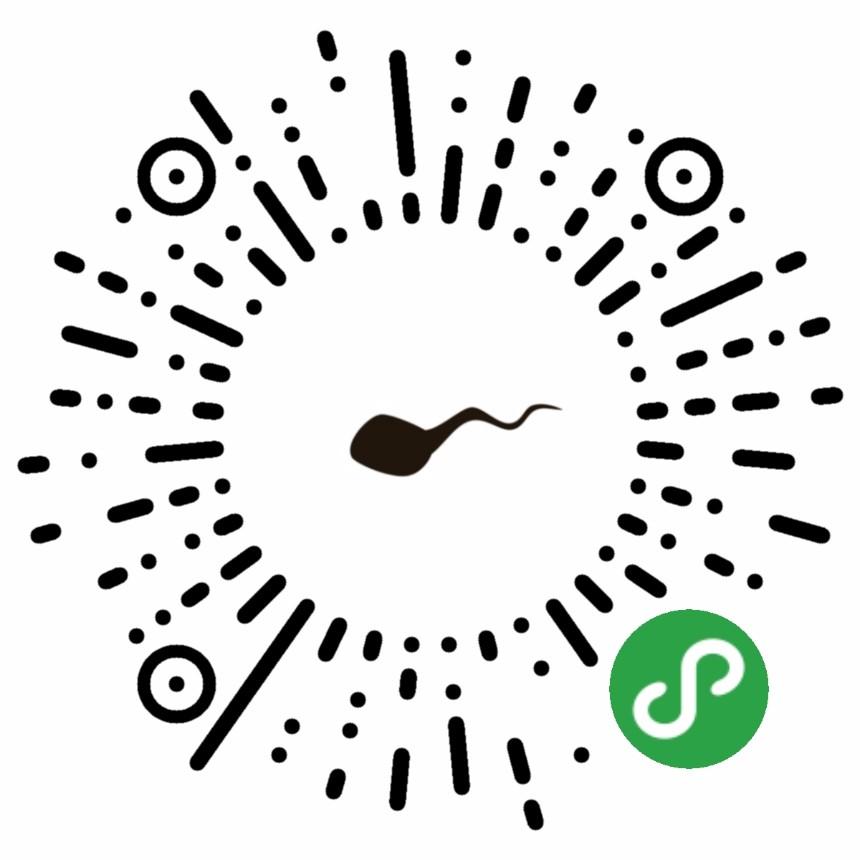 蝌蚪签到-微信小程序二维码