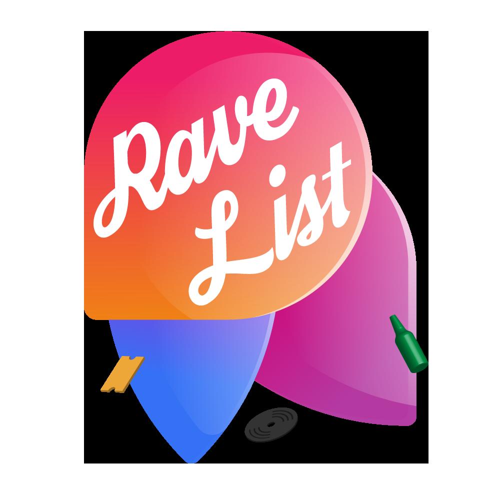 RaveList-微信小程序