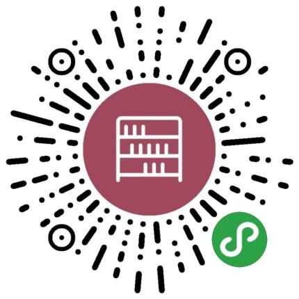 藏书助手-微信小程序二维码