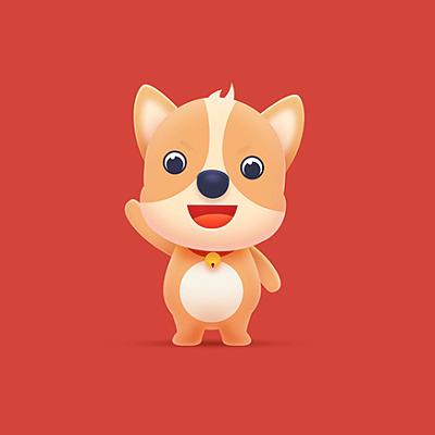 狗年祝福语-微信小程序