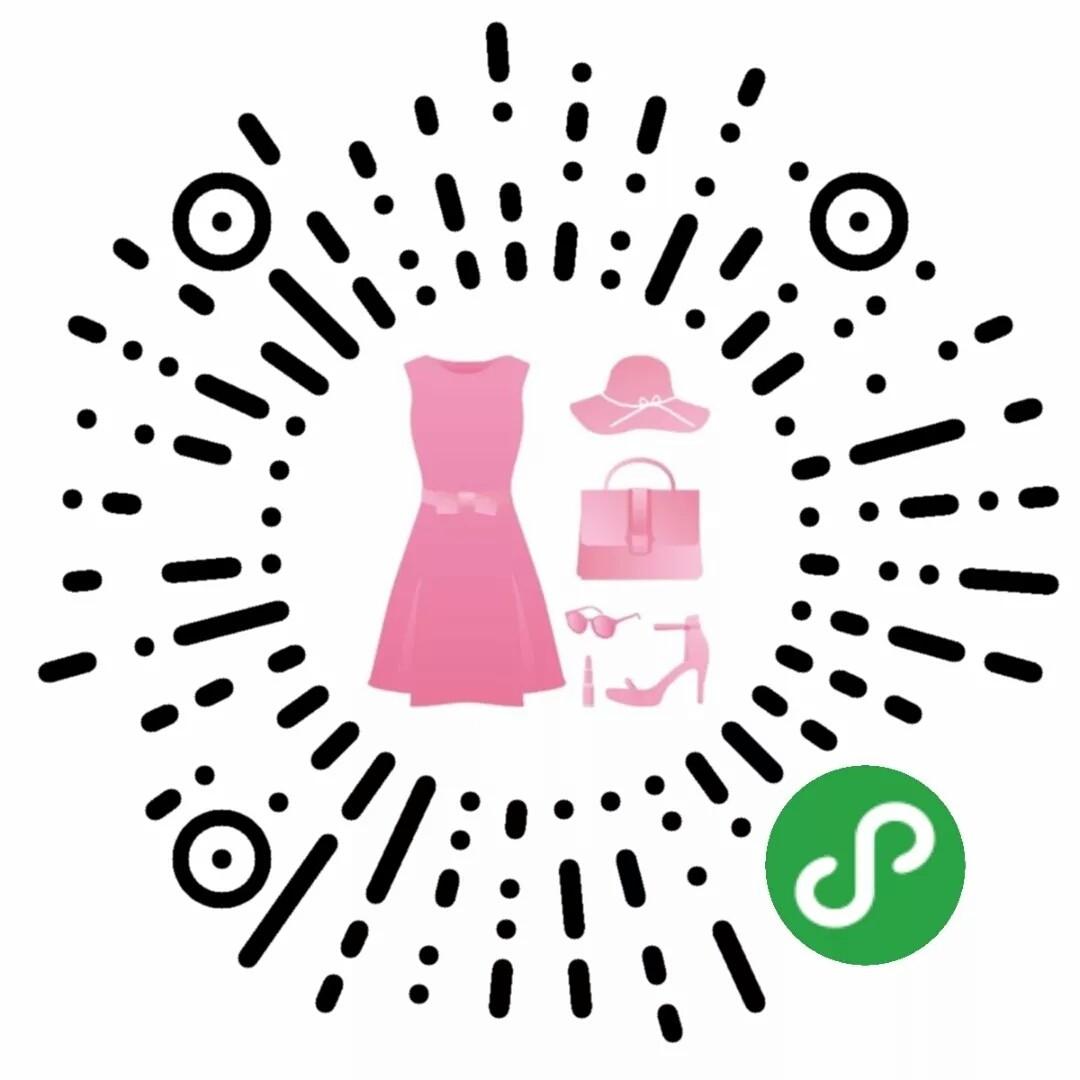 盛装衣橱II穿衣搭配服装穿搭潮流-微信小程序二维码