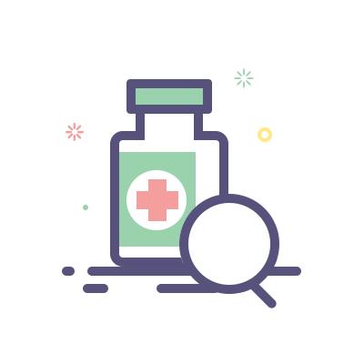 营养保健品查询-微信小程序