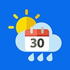 天气预报黄历版-微信小程序