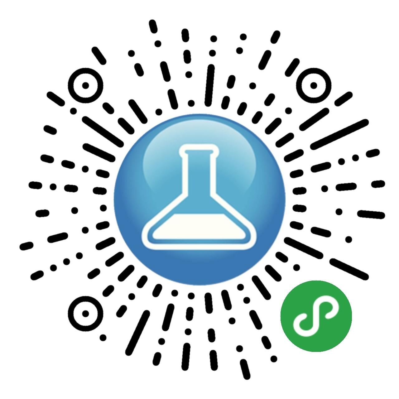 哈工程实验课表查询-微信小程序二维码
