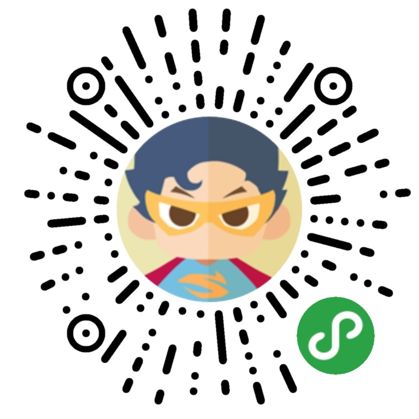 机智超人-微信小程序二维码