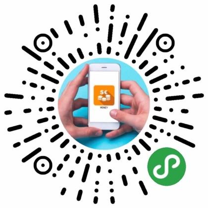 个人i贷款-微信小程序二维码