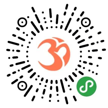 瑜伽招聘圈-微信小程序二维码