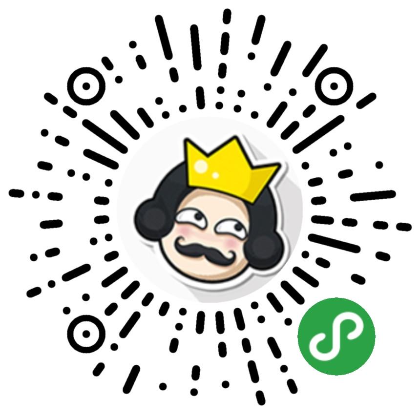 表情王国-微信小程序二维码