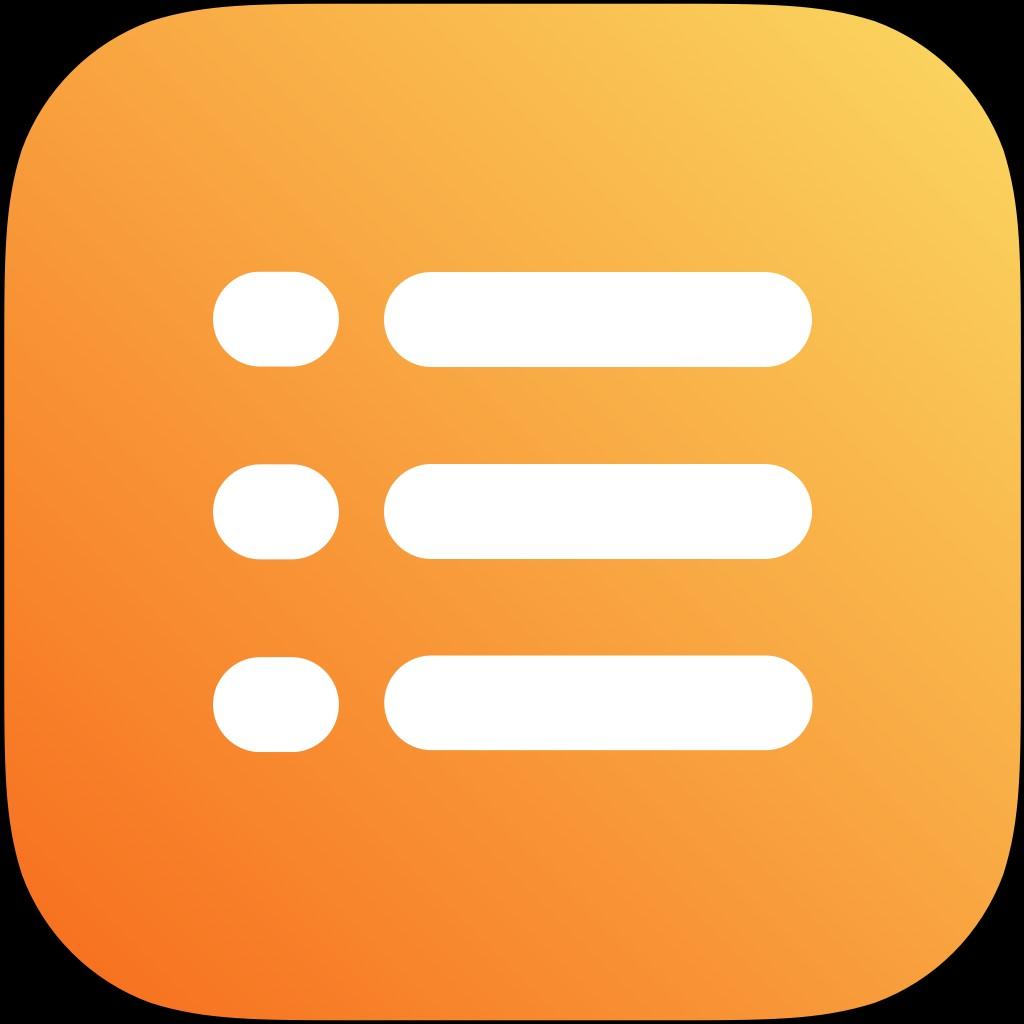 桔子清单-微信小程序