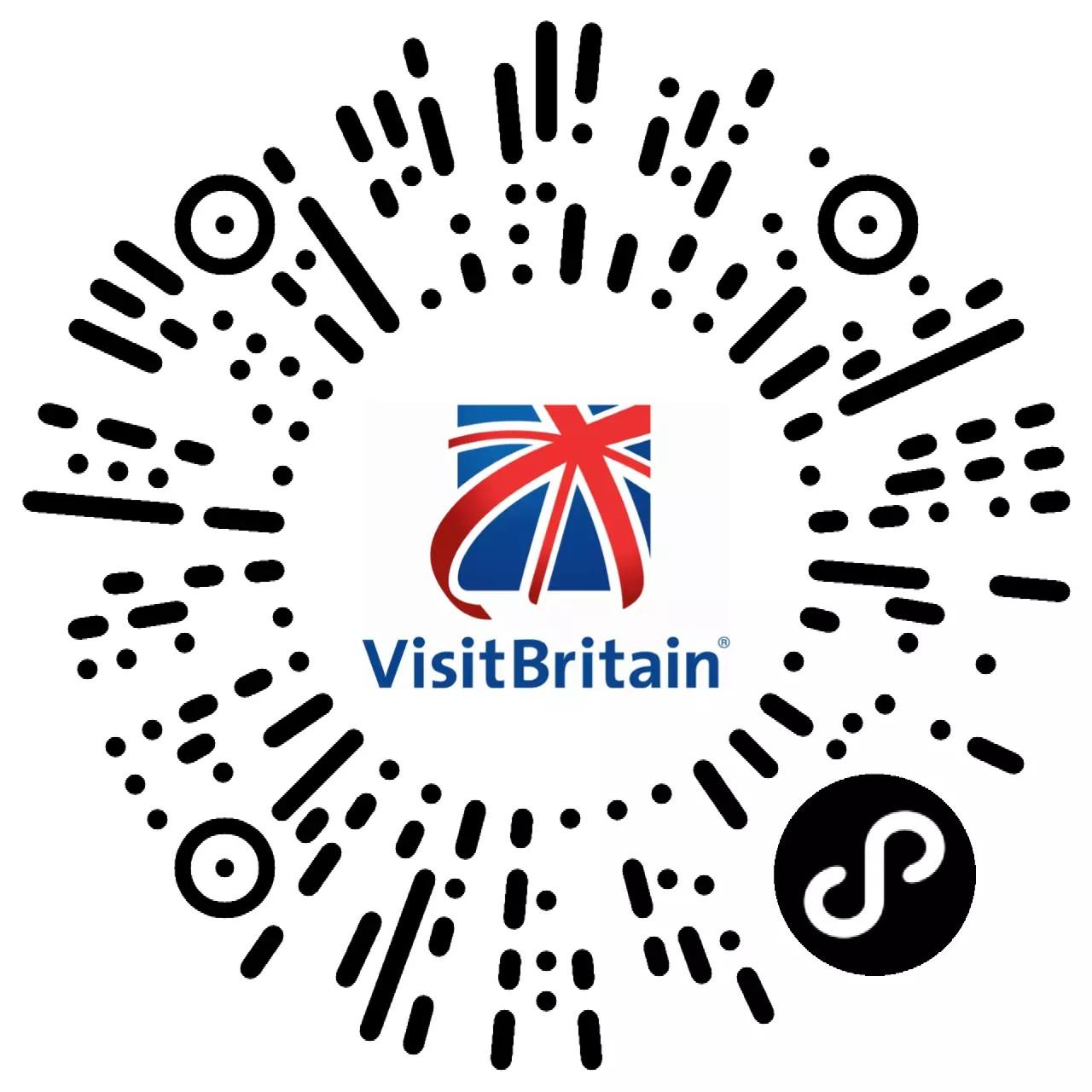 体验伦敦-微信小程序二维码