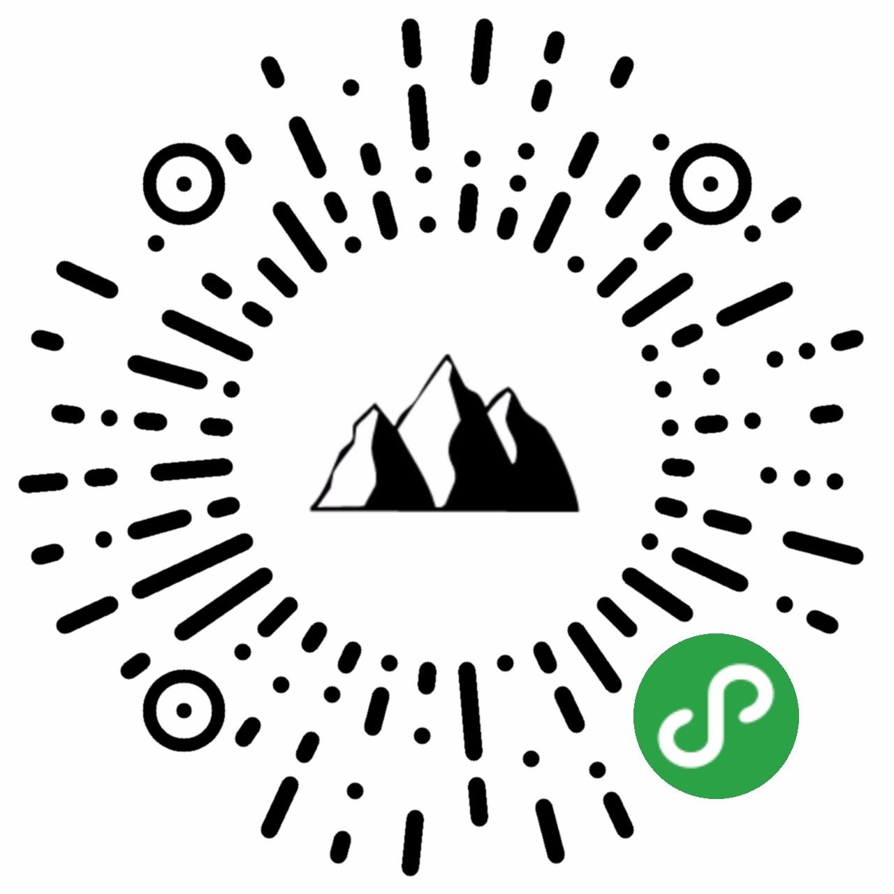 体验西藏-微信小程序二维码