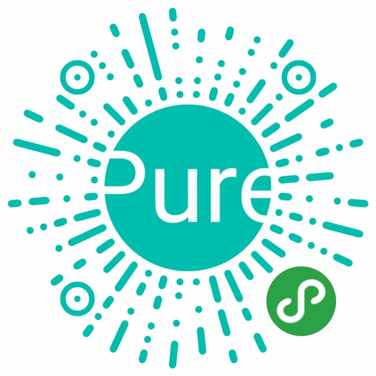 Pure头像-微信小程序二维码
