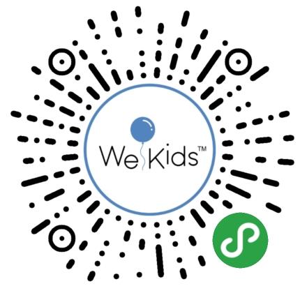 WeKIds万童-微信小程序二维码