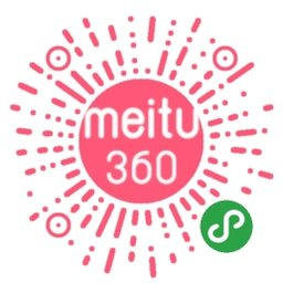 meitu360美女模特-微信小程序二维码