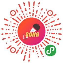 学唱英文歌-微信小程序二维码