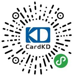卡达应用+-微信小程序二维码