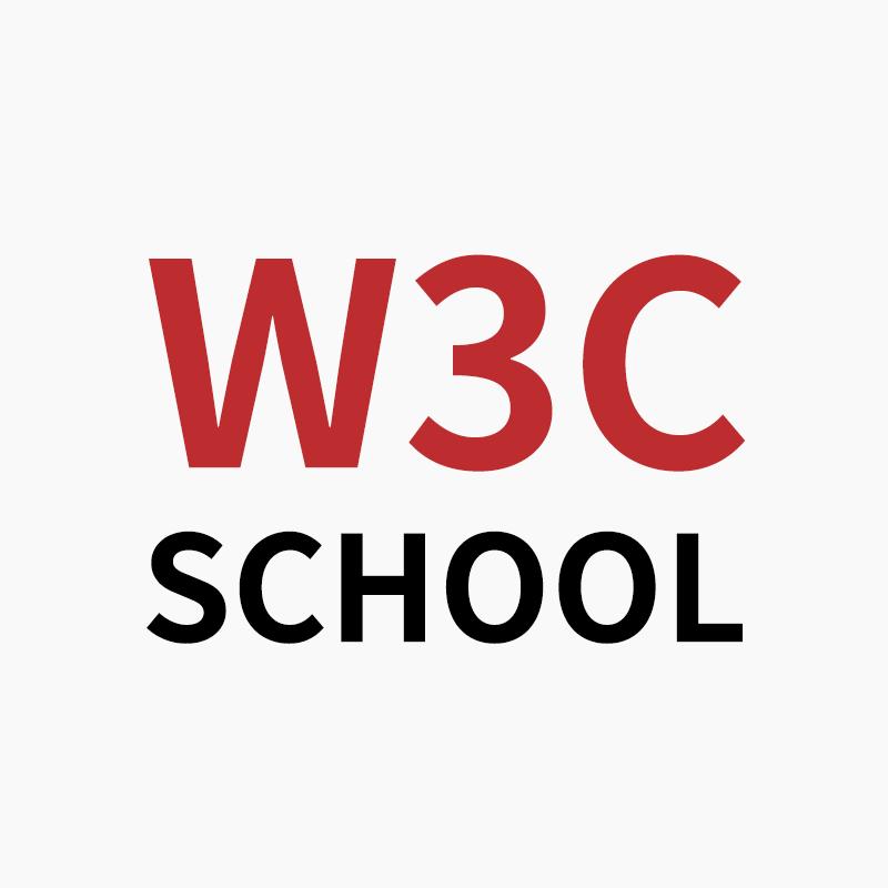 w3cschool微信小程序