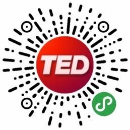 TED英语演讲视频-微信小程序二维码