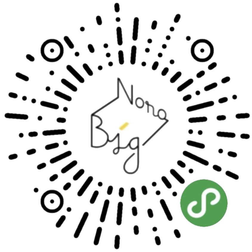 BigNoNo儿童礼物DIY-微信小程序二维码