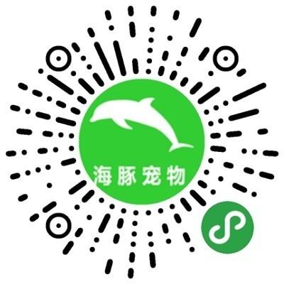海豚宠物二维码