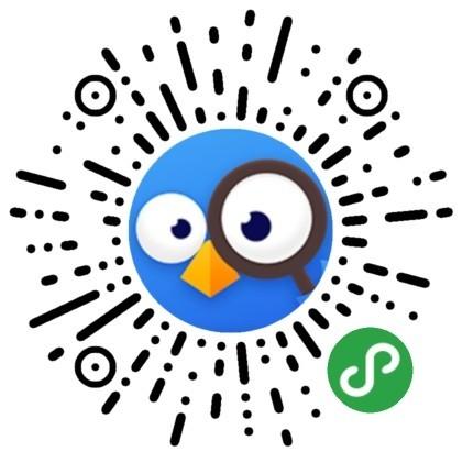 啄木鸟作业批改-微信小程序二维码