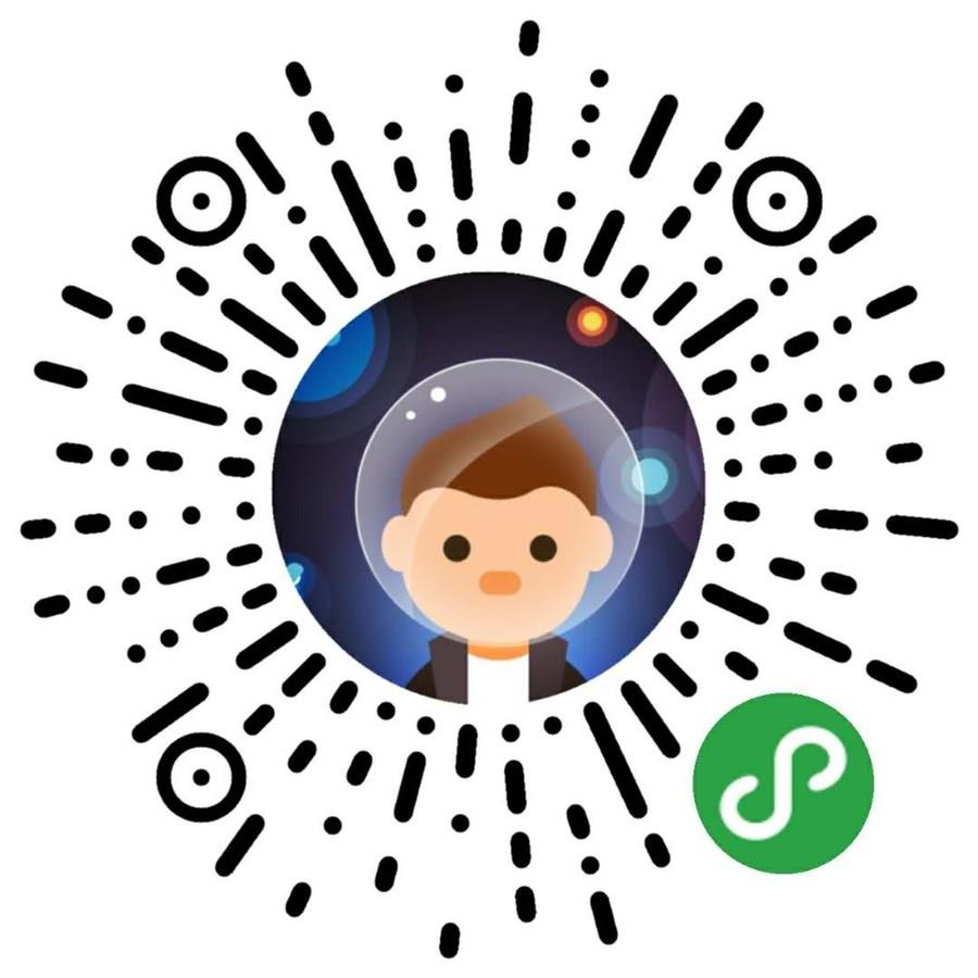 太空跳跃-微信小程序二维码