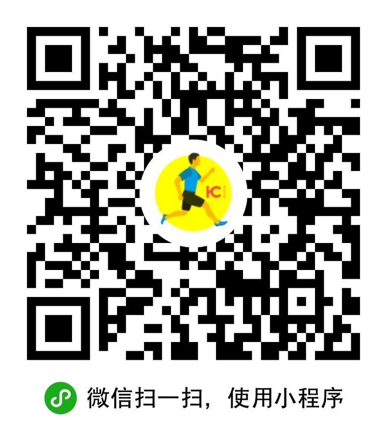 运动奖金挑战赛beta-微信小程序二维码