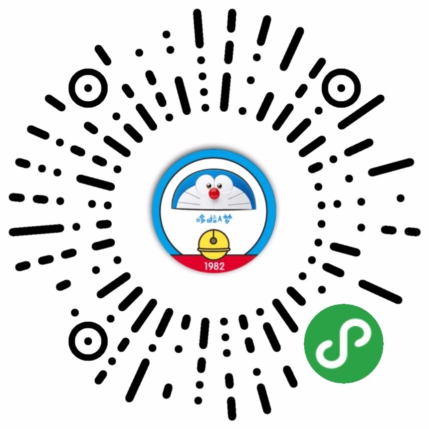 哆啦A梦礼品店-微信小程序二维码
