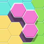 六角拼图微信小程序