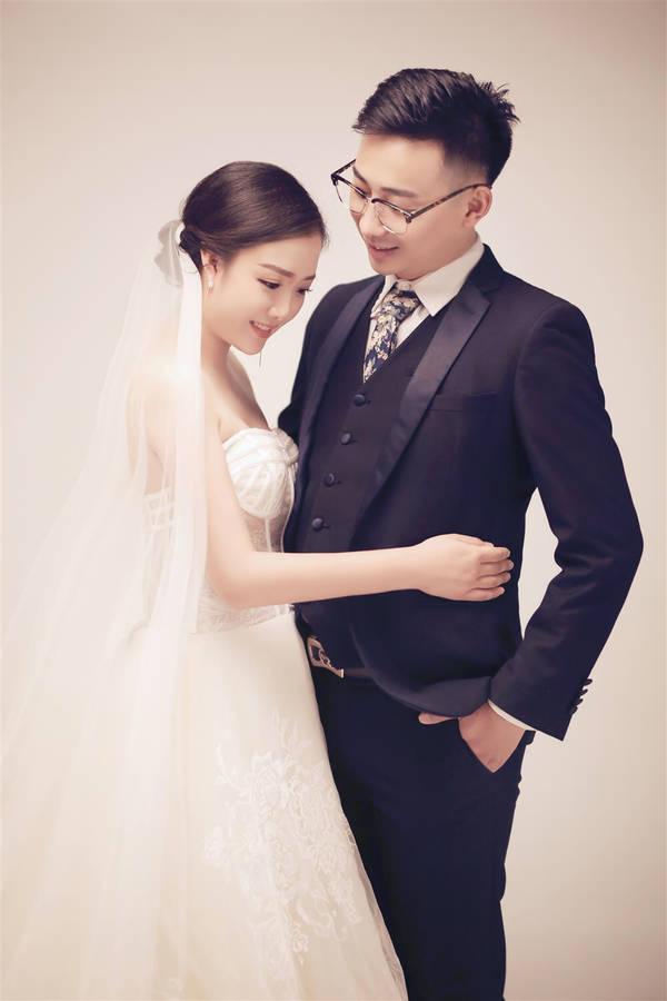 结婚邀请函微页模板