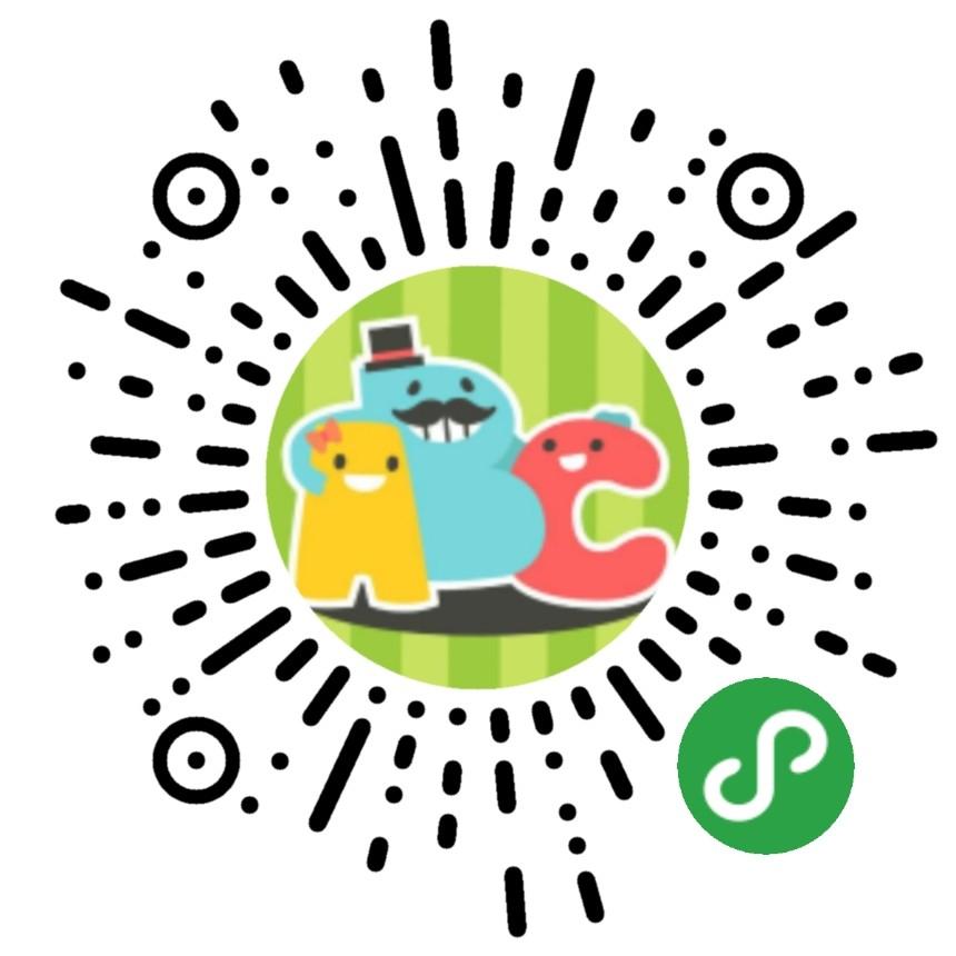 萌宝学英语-微信小程序二维码