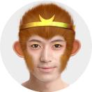人脸变妆微信小程序
