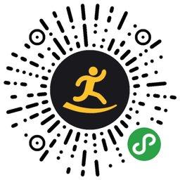 运动健康达人-微信小程序二维码