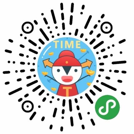 时间商人Timemechant-微信小程序二维码