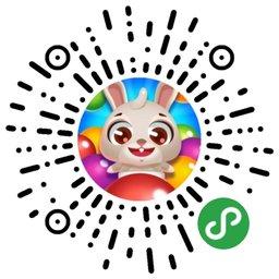 小动物泡泡龙-微信小程序二维码