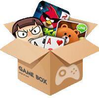 游戏盒子GameBox-微信小程序
