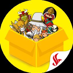 聚玩伴游戏盒