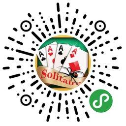 空当接龙棋牌游戏-微信小程序二维码