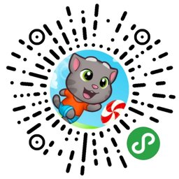 猫猫汤姆游戏-微信小程序二维码