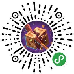 全力击碎-微信小程序二维码