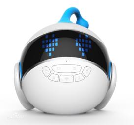 智能智伴儿童对话机器人早教机