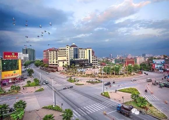 五华县美丽乡镇介绍,宣传家乡的美!微信小程序