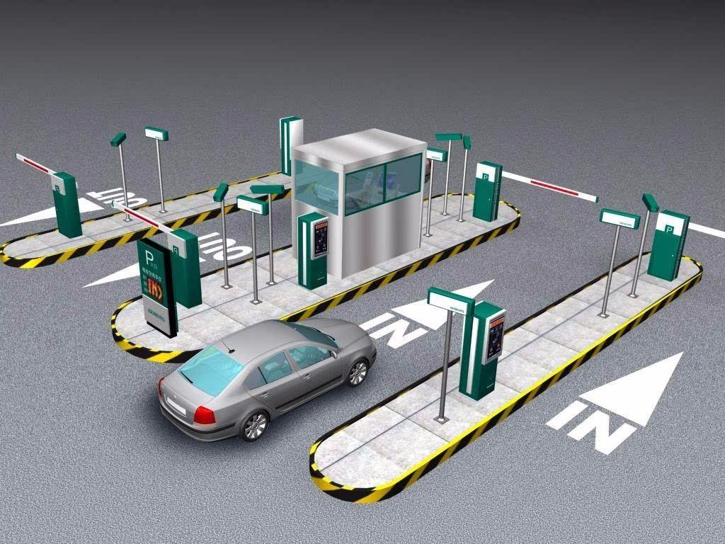 停车场收费系统-微信小程序