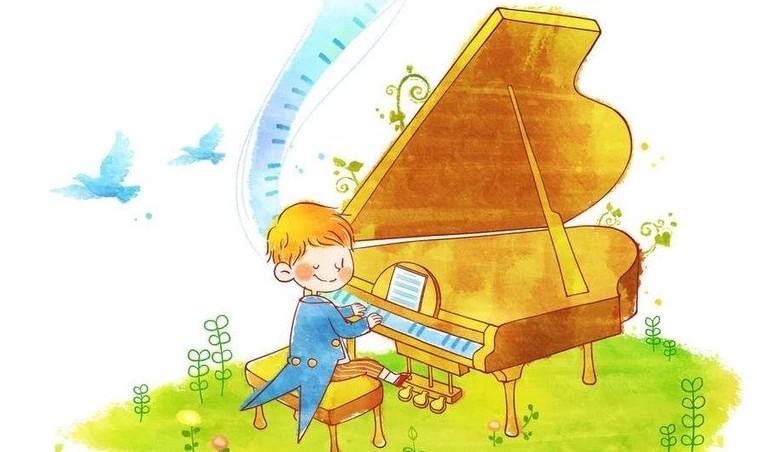 东方童画&TheOne智能钢琴微信小程序