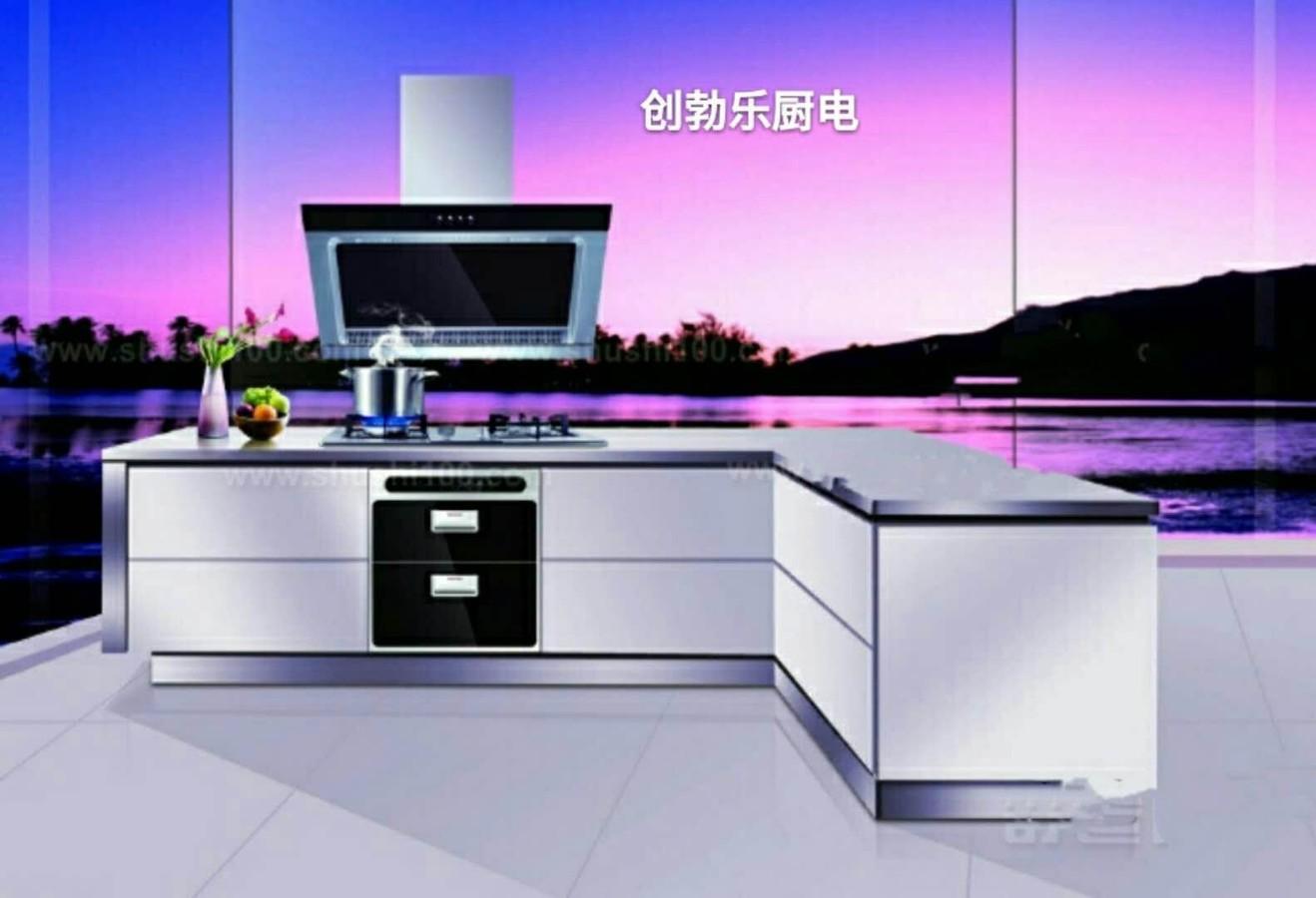 厨房电器零售商城微信小程序