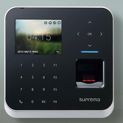 suprema门禁-微信小程序