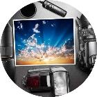 摄影器材租赁维修单反回收