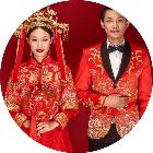 段玉坤与任阳的婚礼