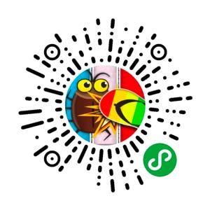蟑螂小强大作战-微信小程序二维码